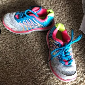 Girls size 12 sneakers